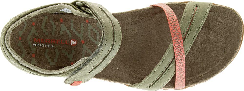 MERRELL-Terran-Cross-II-Outdoor-Sport-Casual-Travel-Sandals-Womens-New-All-Size thumbnail 10