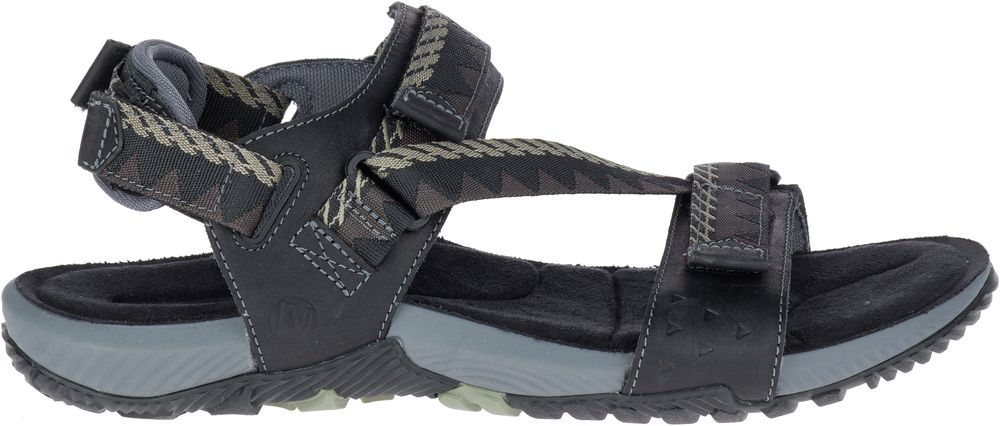 MERRELL Terrant Convertible Outdoor Hiking  Sport Casual Travel Sandales  Hiking Uomo New fd7d3f