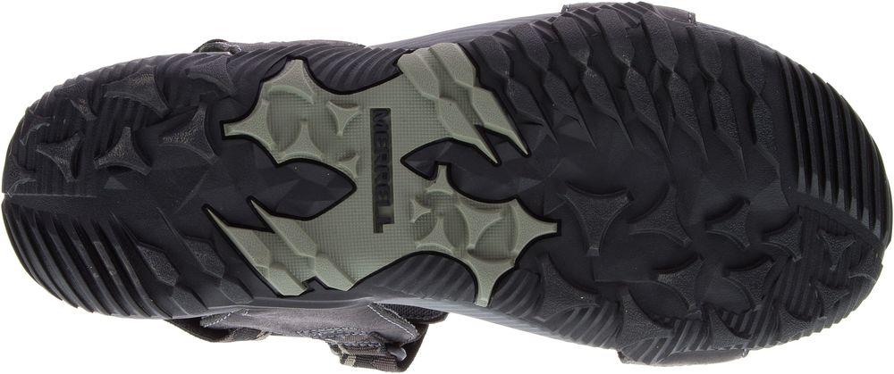6ba74bbb5ae9 Merrell Terrant Convert Sandals Black Mens 12 J93915 for sale online ...