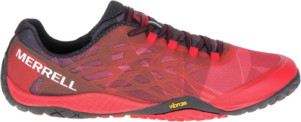 MERRELL-Trail-Glove-4-Barefoot-Trail-Running-Athletic-Trainers-Shoes-Mens-New thumbnail 3