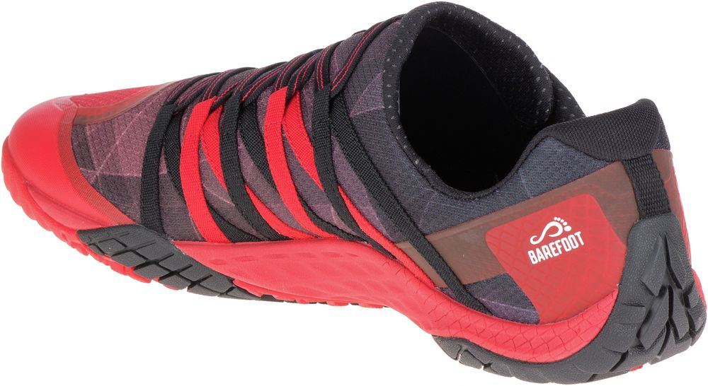 MERRELL-Trail-Glove-4-Barefoot-Trail-Running-Athletic-Trainers-Shoes-Mens-New thumbnail 4