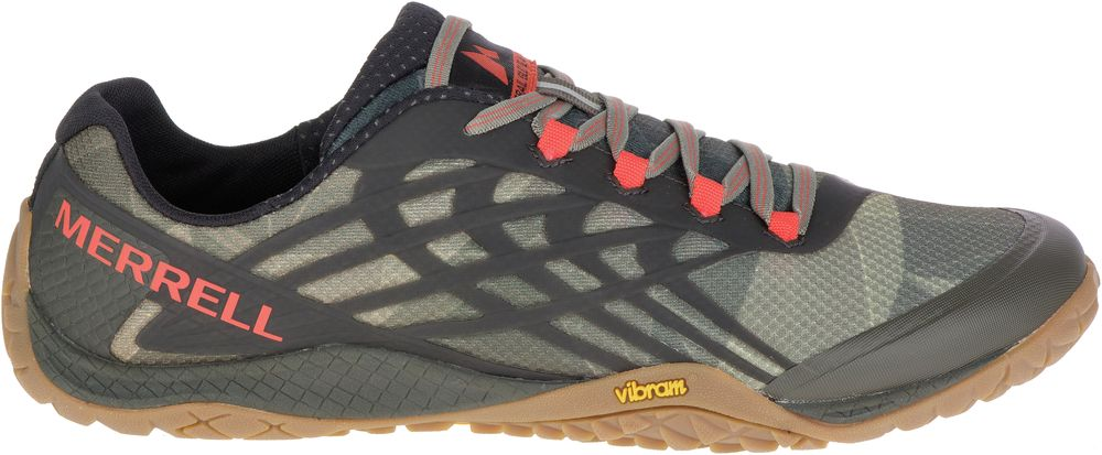 MERRELL-Trail-Glove-4-Barefoot-Trail-Running-Athletic-Trainers-Shoes-Mens-New thumbnail 8