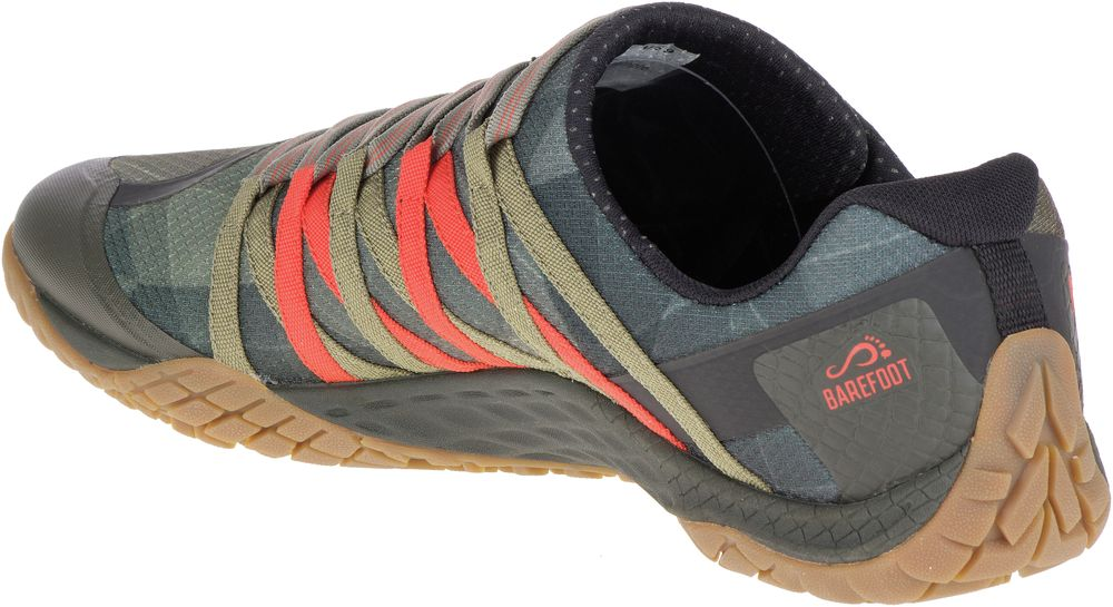 MERRELL-Trail-Glove-4-Barefoot-Trail-Running-Athletic-Trainers-Shoes-Mens-New thumbnail 9