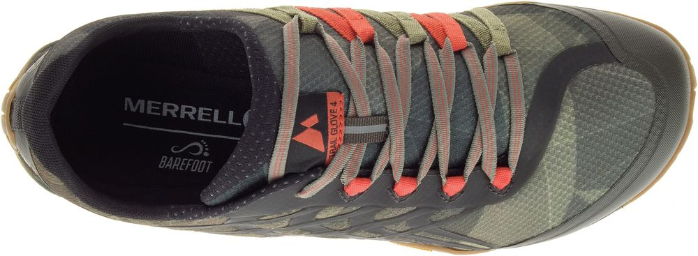MERRELL-Trail-Glove-4-Barefoot-Trail-Running-Athletic-Trainers-Shoes-Mens-New thumbnail 10
