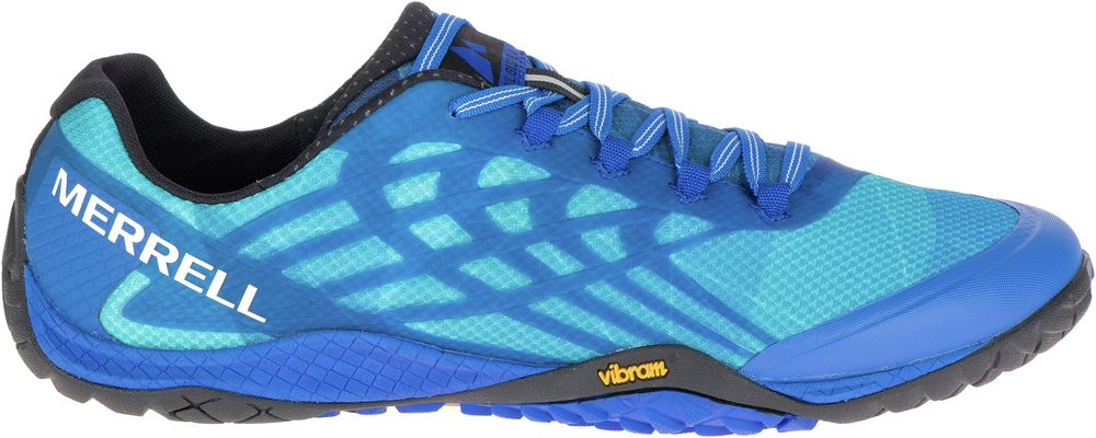MERRELL-Trail-Glove-4-Barefoot-Trail-Running-Athletic-Trainers-Shoes-Mens-New thumbnail 13