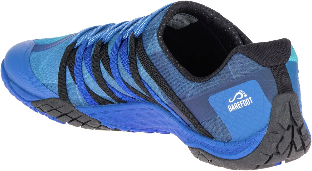 MERRELL-Trail-Glove-4-Barefoot-Trail-Running-Athletic-Trainers-Shoes-Mens-New thumbnail 14
