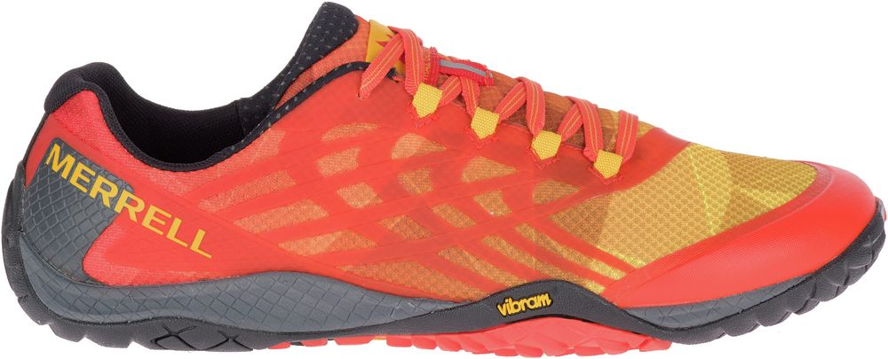 MERRELL-Trail-Glove-4-Barefoot-Trail-Running-Athletic-Trainers-Shoes-Mens-New thumbnail 23