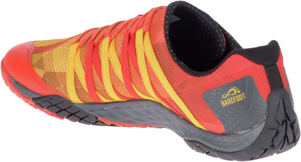 MERRELL-Trail-Glove-4-Barefoot-Trail-Running-Athletic-Trainers-Shoes-Mens-New thumbnail 24