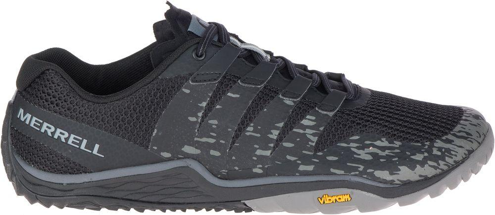 Merrell-Trail-Glove-5-descalzo-Trail-Running-Zapatillas-zapatos-atleticos-para-hombres-nuevo miniatura 3
