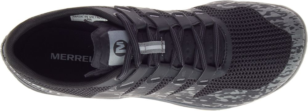 Merrell-Trail-Glove-5-descalzo-Trail-Running-Zapatillas-zapatos-atleticos-para-hombres-nuevo miniatura 5