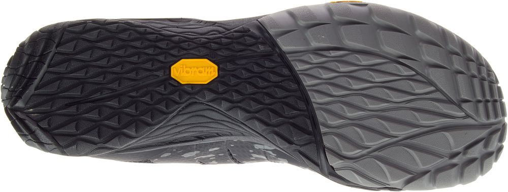 Merrell-Trail-Glove-5-descalzo-Trail-Running-Zapatillas-zapatos-atleticos-para-hombres-nuevo miniatura 6