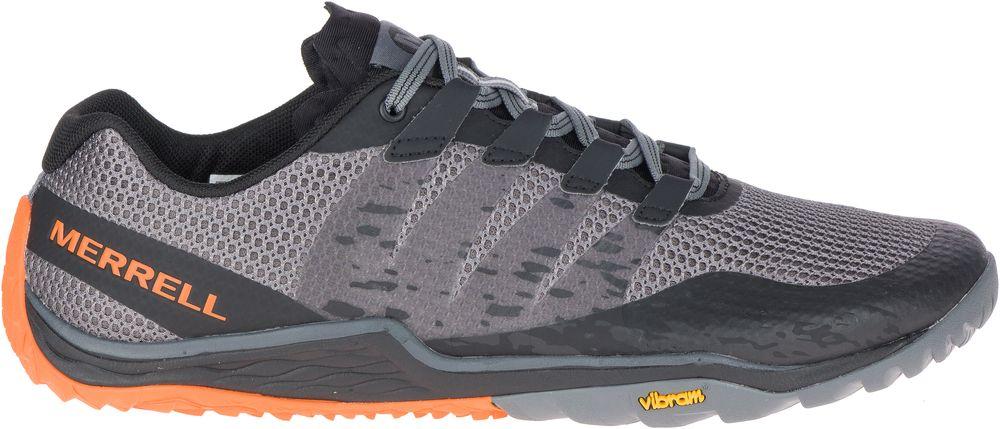 Merrell-Trail-Glove-5-descalzo-Trail-Running-Zapatillas-zapatos-atleticos-para-hombres-nuevo miniatura 8