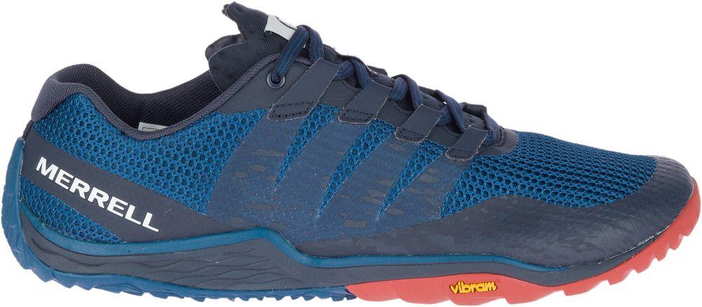 Merrell-Trail-Glove-5-descalzo-Trail-Running-Zapatillas-zapatos-atleticos-para-hombres-nuevo miniatura 13