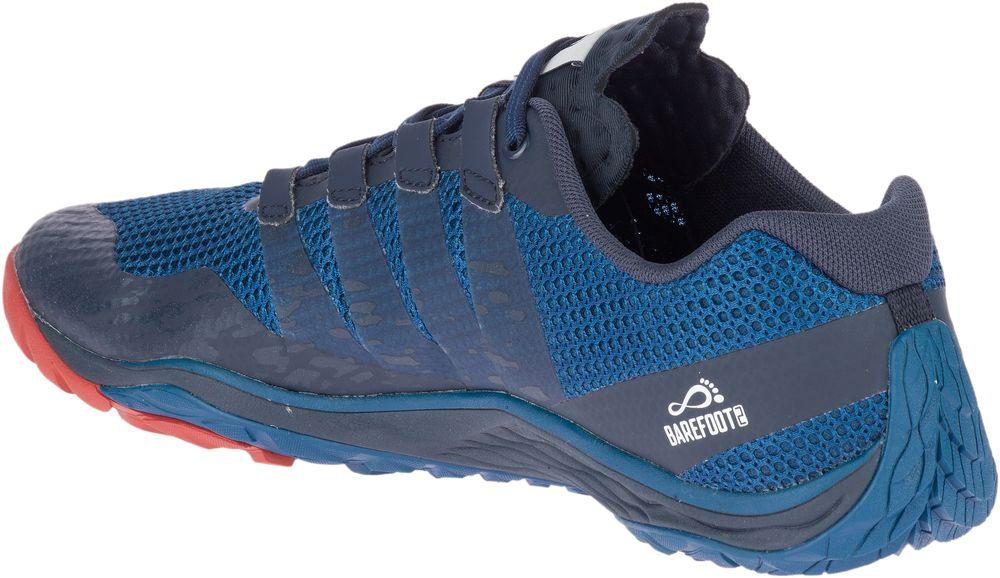 Merrell-Trail-Glove-5-descalzo-Trail-Running-Zapatillas-zapatos-atleticos-para-hombres-nuevo miniatura 14