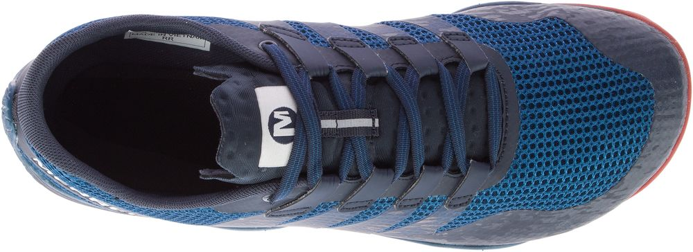 Merrell-Trail-Glove-5-descalzo-Trail-Running-Zapatillas-zapatos-atleticos-para-hombres-nuevo miniatura 15