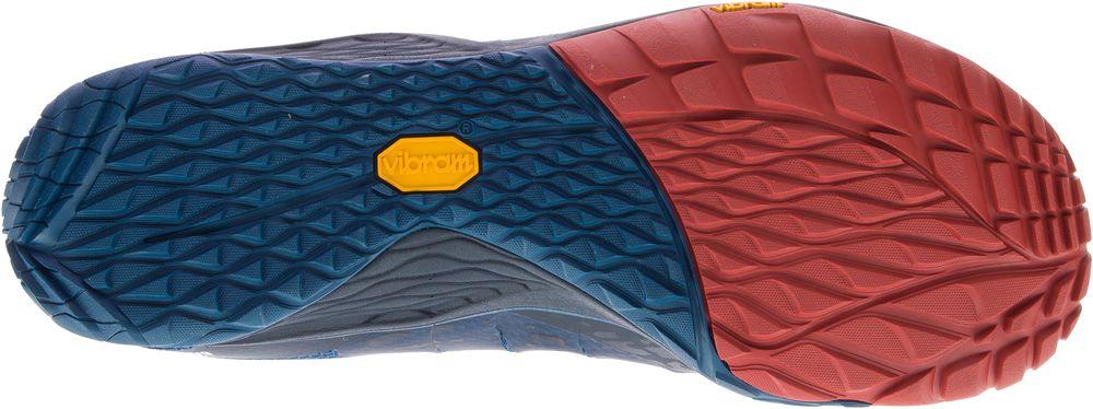 Merrell-Trail-Glove-5-descalzo-Trail-Running-Zapatillas-zapatos-atleticos-para-hombres-nuevo miniatura 16
