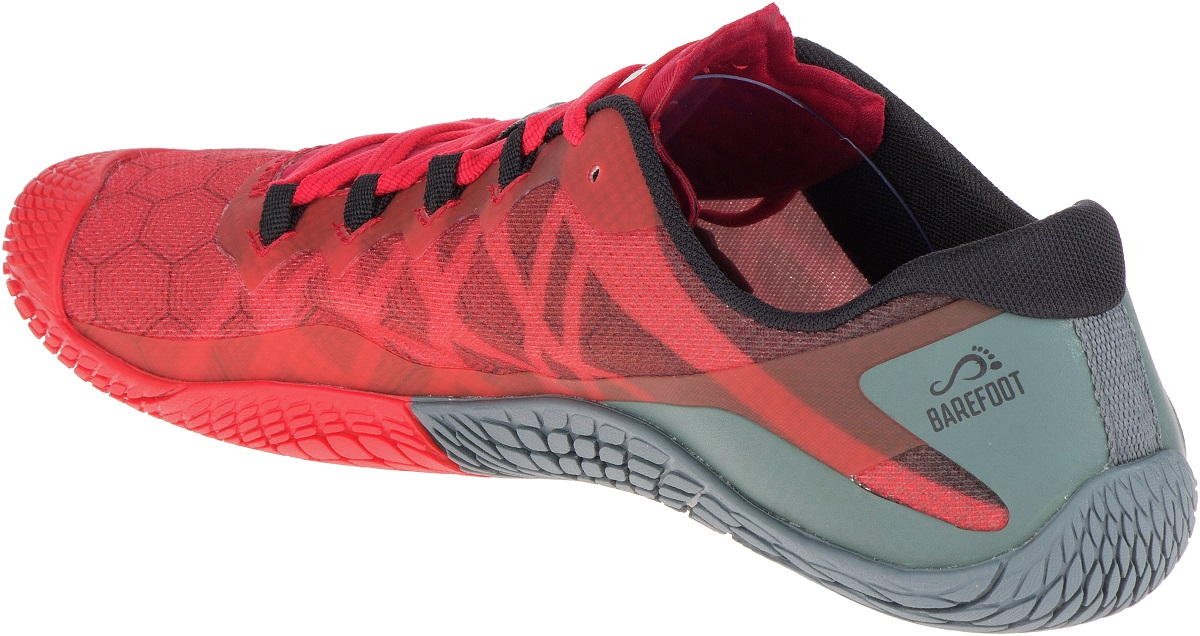 MERRELL-Vapor-Glove-3-Barefoot-Trail-Running-Trainers-Athletic-Shoes-Mens-New thumbnail 4