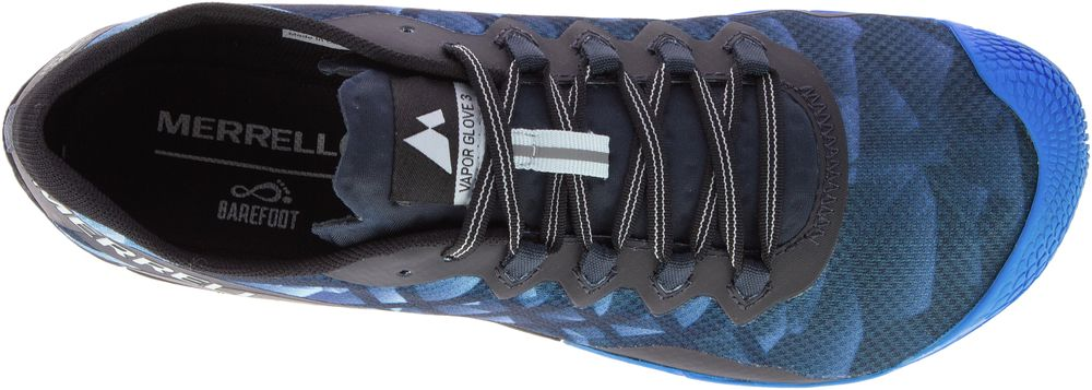MERRELL-Vapor-Glove-3-Barefoot-Trail-Running-Trainers-Athletic-Shoes-Mens-New thumbnail 30