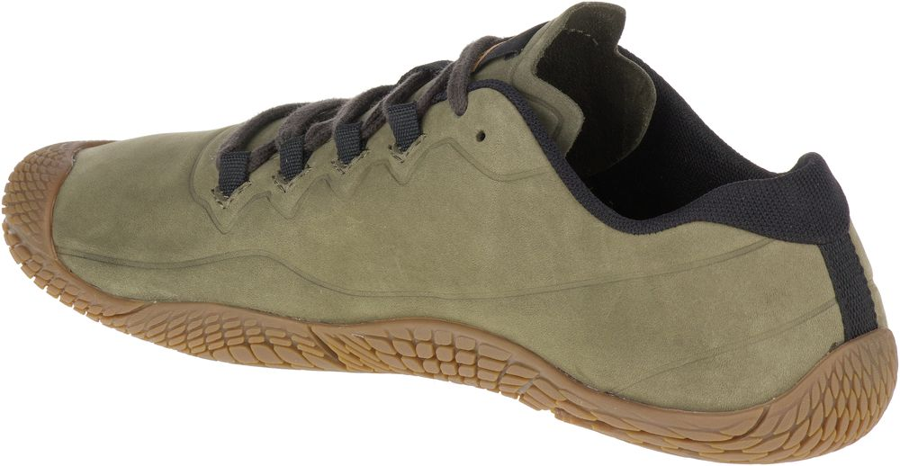 MERRELL-Vapor-Glove-3-Luna-LTR-Barefoot-Sneakers-Athletic-Trainers-Shoes-Mens thumbnail 9