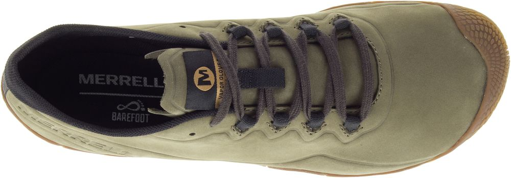 MERRELL-Vapor-Glove-3-Luna-LTR-Barefoot-Sneakers-Athletic-Trainers-Shoes-Mens thumbnail 10
