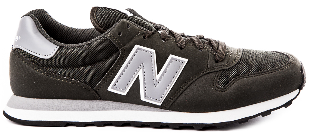 New Balance GM500 - Trainers - black/grey