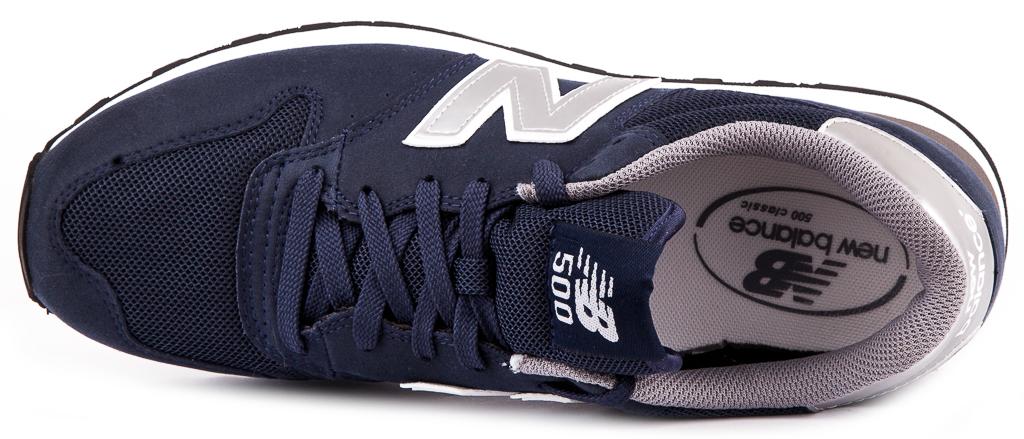 NEW-BALANCE-GM500-Sneakers-Baskets-Chaussures-pour-Hommes-Toutes-Tailles-Nouveau miniature 35