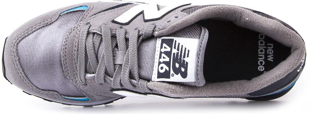 NEW-BALANCE-U446-Sneakers-Baskets-Chaussures-pour-Femmes-Toutes-Tailles-Nouveau miniature 5