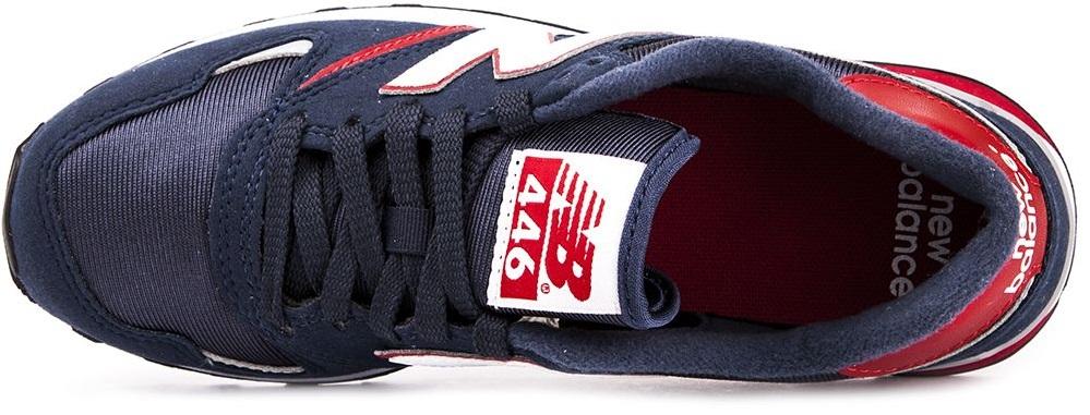 NEW-BALANCE-U446-Sneakers-Baskets-Chaussures-pour-Femmes-Toutes-Tailles-Nouveau miniature 10