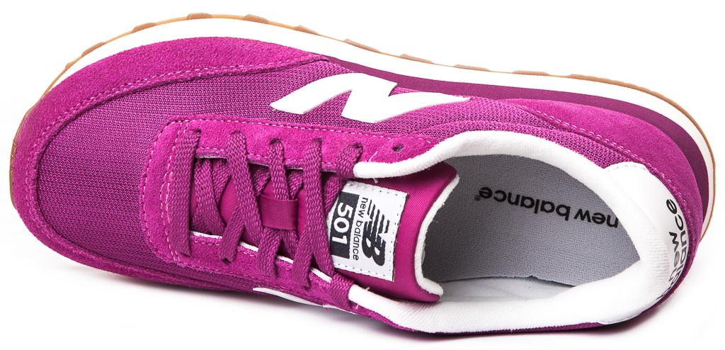 NEW-BALANCE-WL501-Sneakers-Baskets-Chaussures-pour-Femmes-Toutes-Tailles-Nouveau miniature 5