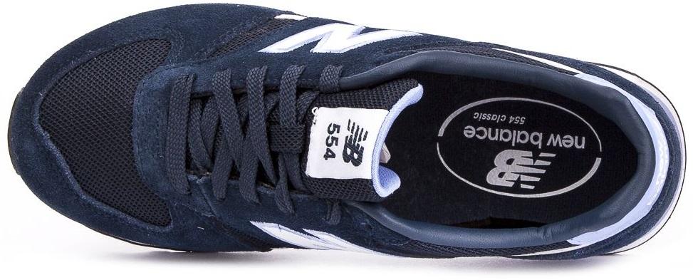 NEW-BALANCE-WL554-Sneakers-Baskets-Chaussures-pour-Femmes-Toutes-Tailles-Nouveau miniature 5