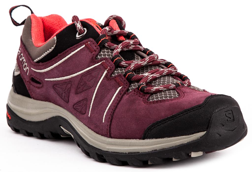 Salomon Ellipse 2 LTR Damenschuhe Trekking Trainers Hiking Leder Schuhes Outdoor Trainers Trekking New e59954