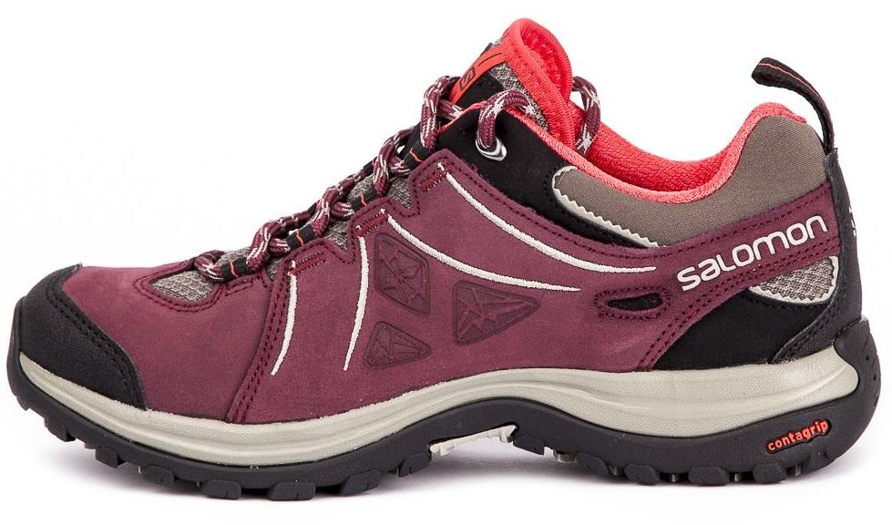 Salomon Ellipse 2 LTR Chaussures Femmes de Marche Randonnée