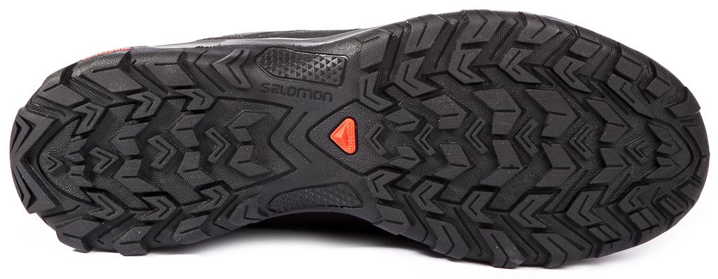 Salomon Evasion 2 L. L. L. in Pelle Uomo Scarpe Da Trekking Scarpe scarpe da ginnastica Scarpe Da Ginnastica Nuovo f39f4e
