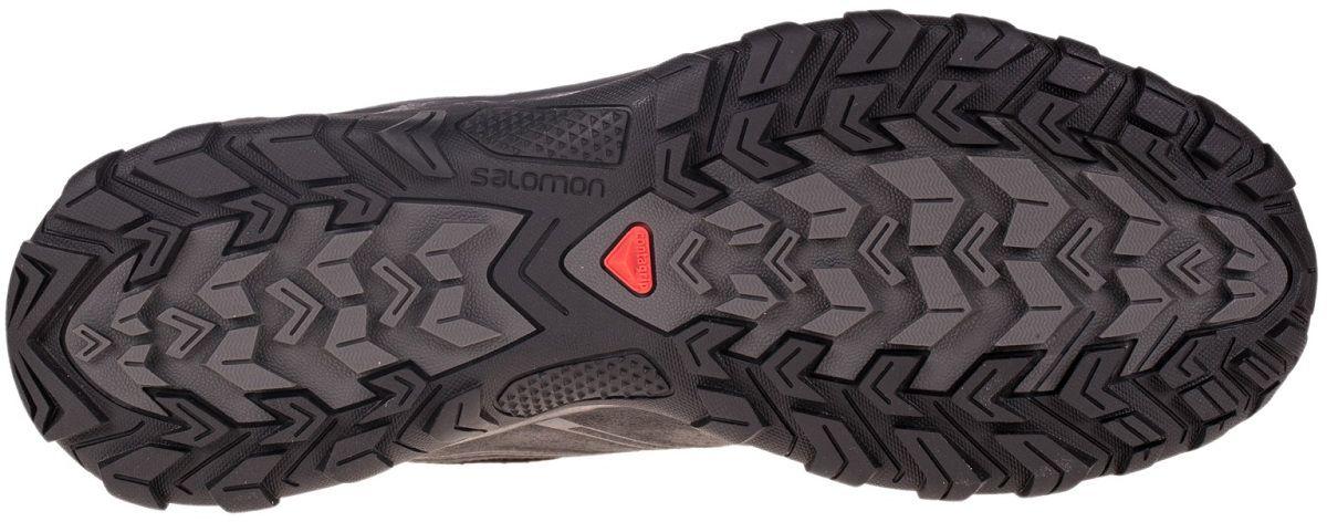 Salomon Evasion LTR Leather Uomo Trekking Hiking scarpe Outdoor Outdoor Outdoor Trainers scarpe da ginnastica c2c8c3