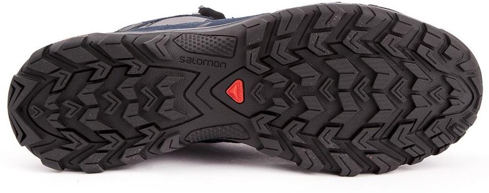 Salomon Evasion Mid Gore-Tex® Uomo Trekking Shoes Hiking Shoes Trekking Outdoor Original New 2566ab