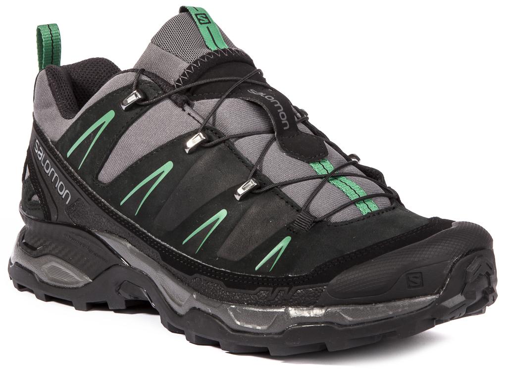 Salomon X Ultra Ltr Leather Mens Trekking Hiking Shoes
