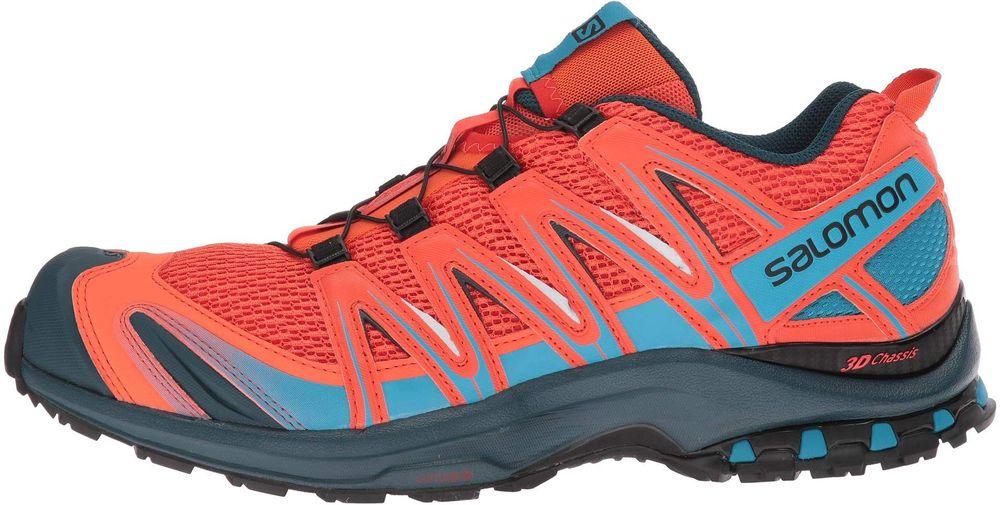 Détails sur SALOMON XA Pro 3D de Marche de Course de Trail Baskets Chaussures pour Hommes