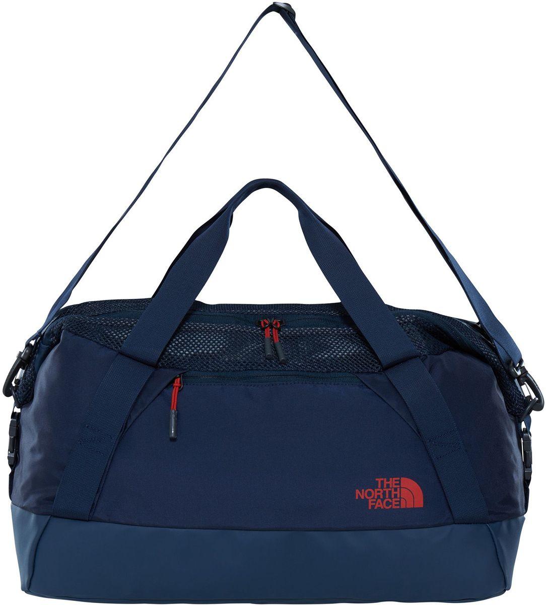 the north face tnf apex gym duffel city travel sport bag. Black Bedroom Furniture Sets. Home Design Ideas