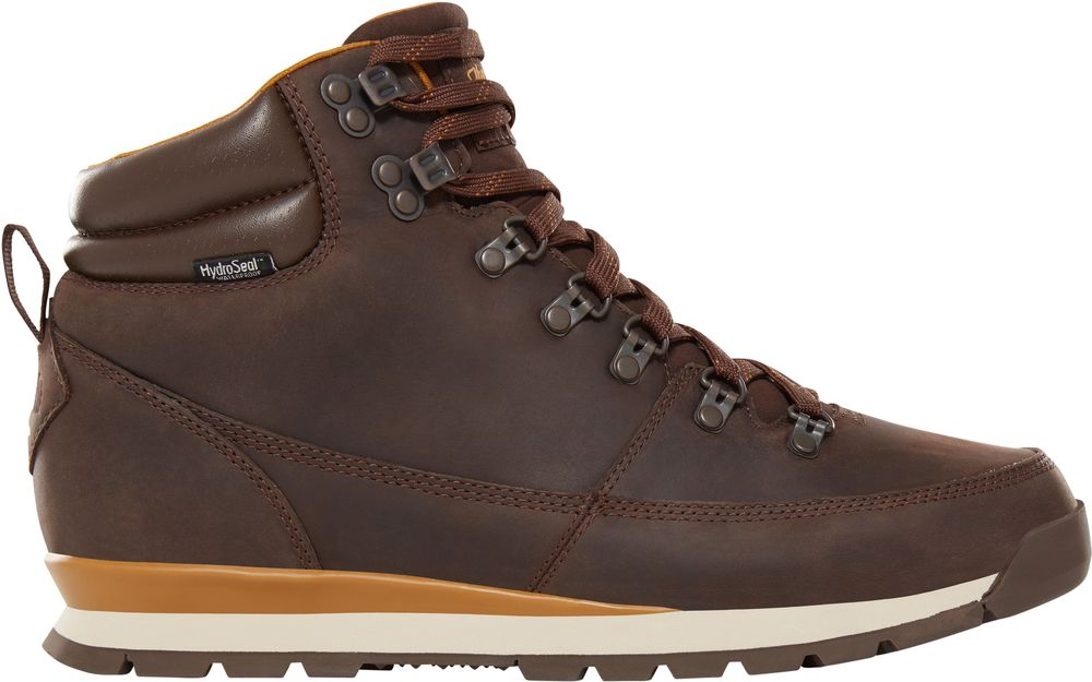 THE NORTH FACE Back-To-Berkeley Leather Sneakers Casual Trainers ... d0ea18a348eb