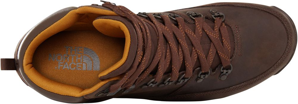 THE-NORTH-FACE-Back-To-Berkeley-Leather-Sneakers-Casual-Trainers-Boots-Mens-New thumbnail 5