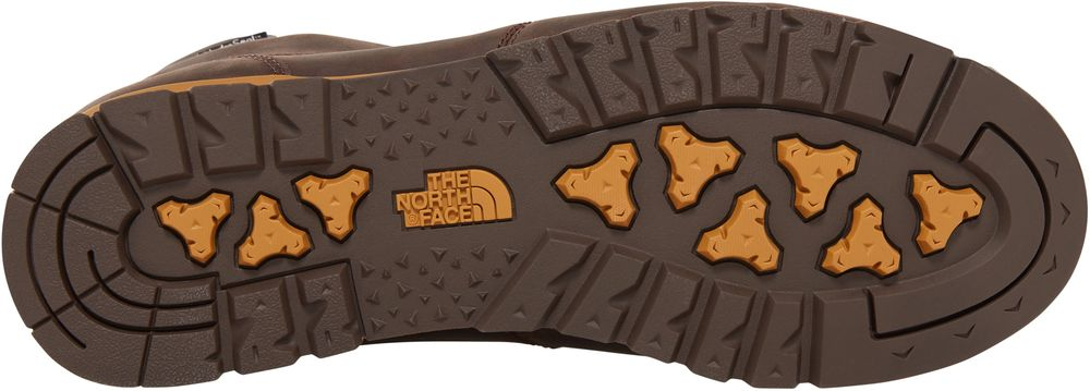 Details zu THE NORTH FACE Back To Berkeley Leather Sneakers Chaussures Bottes pour Hommes