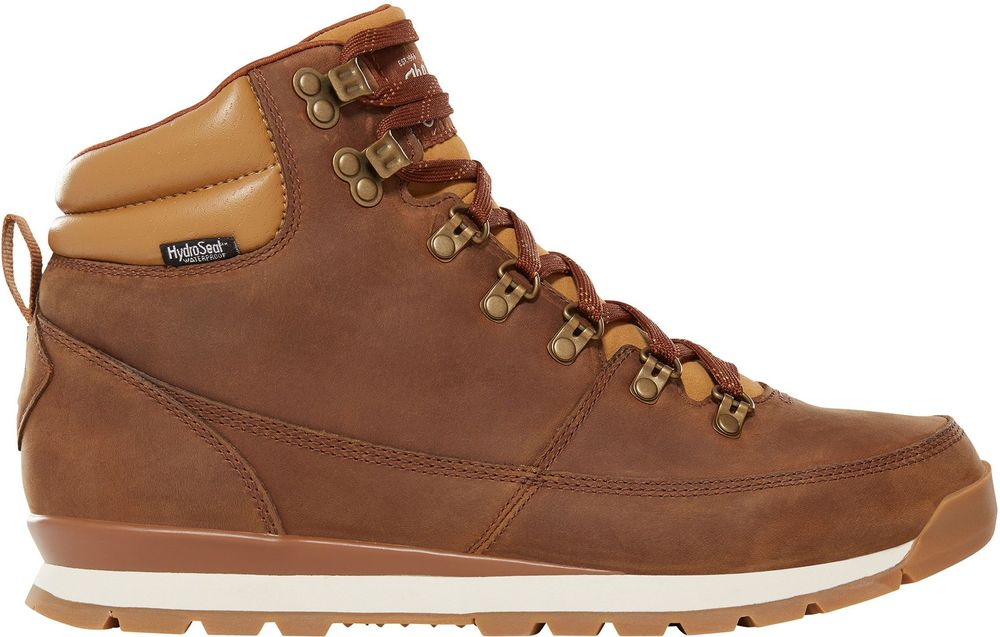 5145aad681 THE NORTH FACE Back-To-Berkeley Leather Sneakers Chaussures Bottes ...
