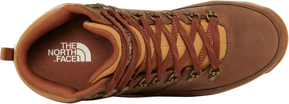 THE-NORTH-FACE-Back-To-Berkeley-Leather-Sneakers-Casual-Trainers-Boots-Mens-New thumbnail 10
