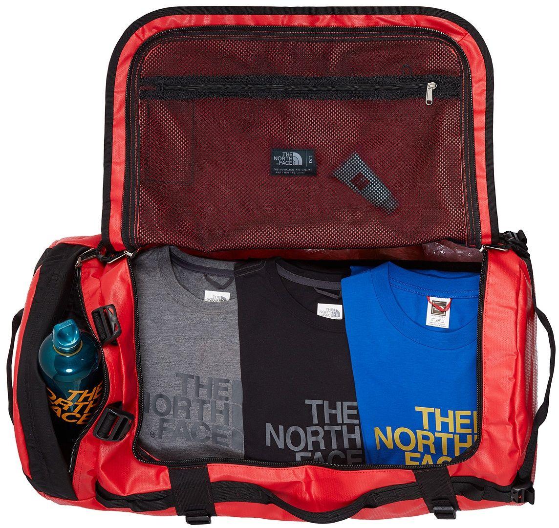 north face bag travel