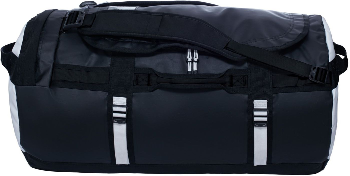 the north face tnf base camp duffel size m 71 litres water resistant travel bag ebay. Black Bedroom Furniture Sets. Home Design Ideas