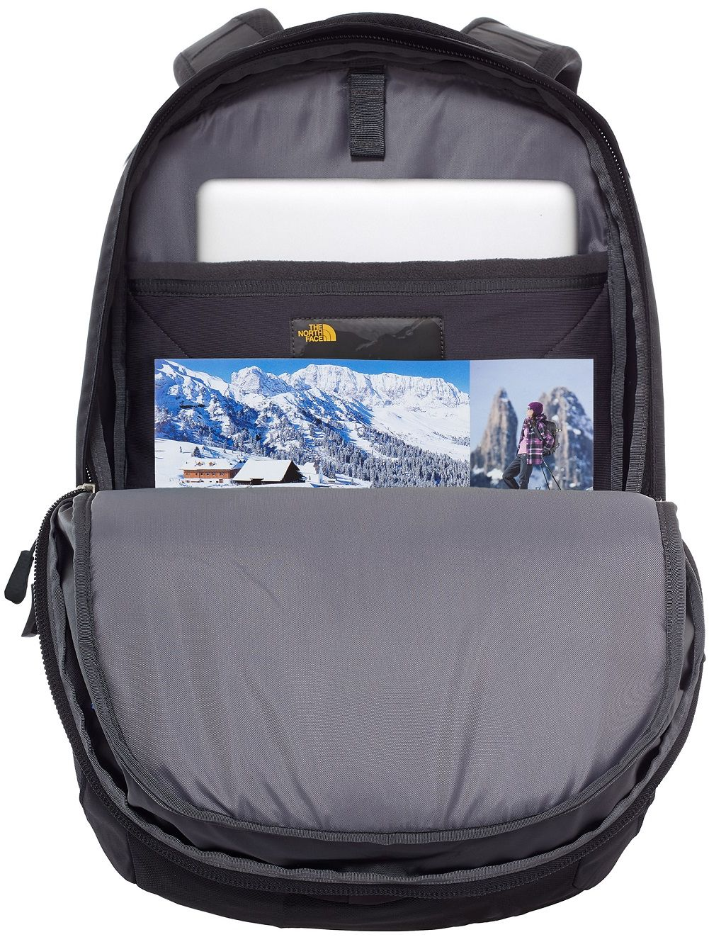 The-North-Face-Tnf-Borealis-28-L-cartable-randonnee-Sac-a-dos-Laptopfach-NEUF miniature 5