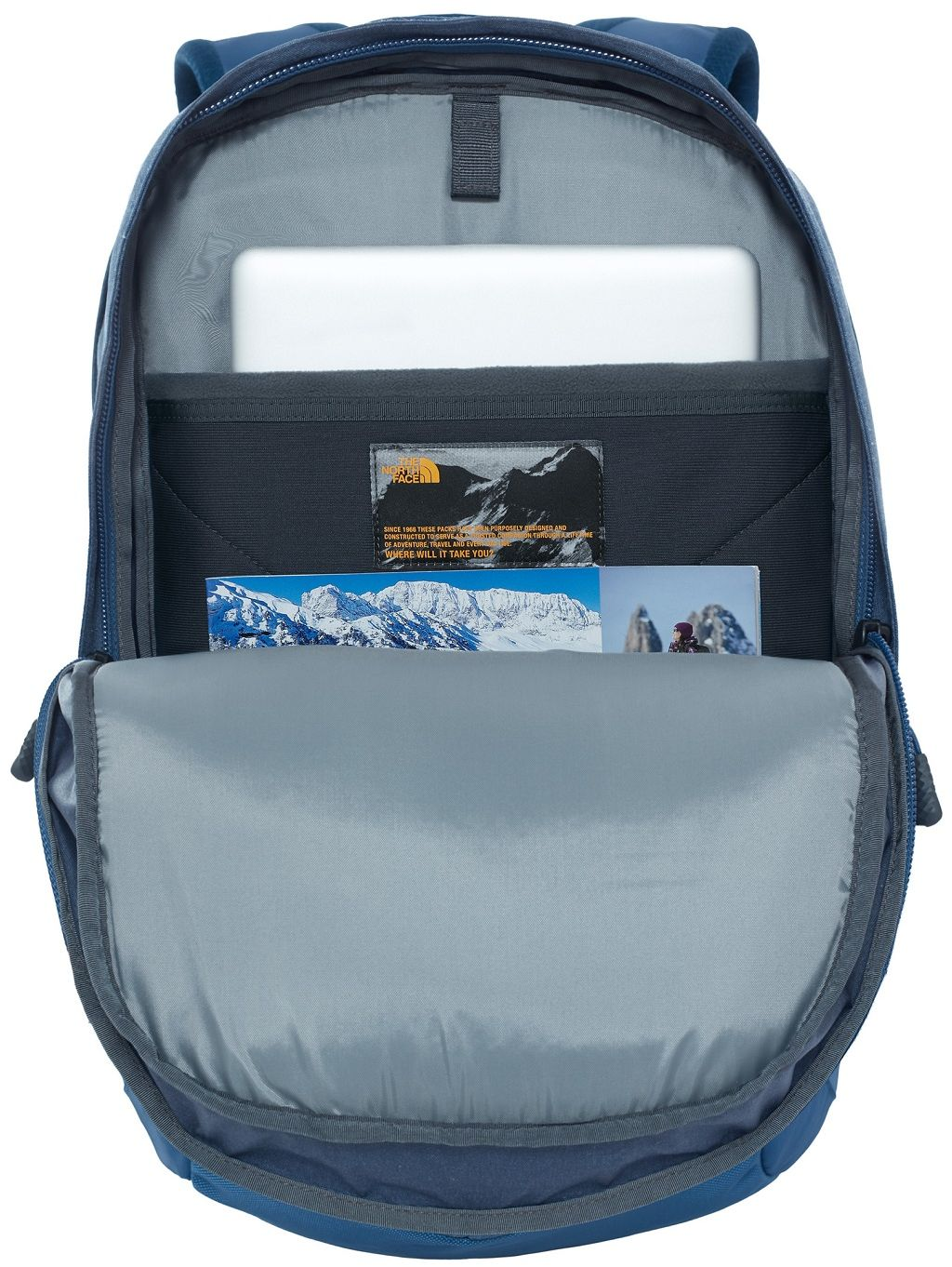The-North-Face-Tnf-Borealis-28-L-cartable-randonnee-Sac-a-dos-Laptopfach-NEUF miniature 29