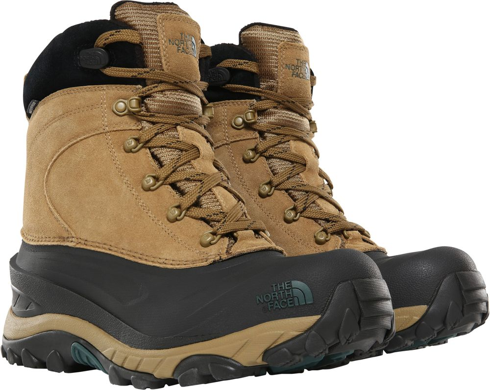 THE NORTH FACE TNF Chilkat III Insulated Warm Winter Outdoor Boots Mens All Size