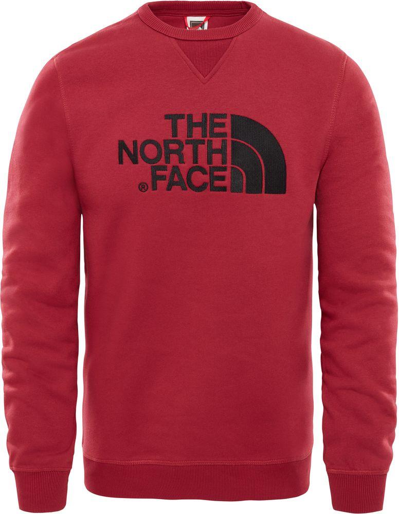 THE NORTH FACE TNF Drew Peak Peak Peak Crew Outdoor Sweatshirt Pullover Herren Neuheit fa9b03