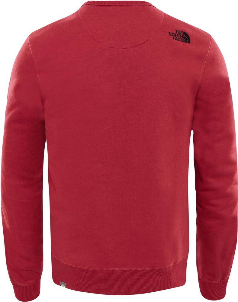 THE-NORTH-FACE-TNF-Drew-Peak-Crew-Outdoor-Sweatshirt-Pullover-Mens-All-Size-New thumbnail 7